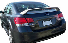 UNPAINTED SUBARU LEGACY 4-DOOR SEDAN CUSTOM STYLE SPOILER 2010-2014