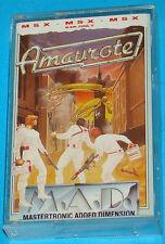 Amaurote - MSX - PAL