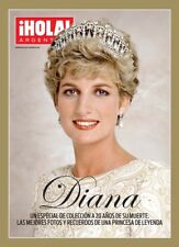 PRINCESS DIANA 20 YEARS OF HER DEATH - Hola Special Magazine Argentina 2017