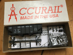 Accurail HO Canadian National USRA Hopper Wagon - new kit boxed