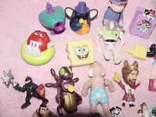 REDUCED Lot of 24 Advertising Toys, McDonalds, Arbys, Burger King, Disney NICE