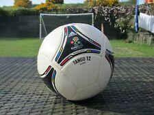 adidas Poland-Ukraine Euro 2012 Tango 12 Match Ball Replica Size 5 Football