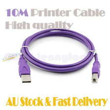 Brand New 10M USB 2.0 High Quality Extension Cable Cord for Printer Hard Drive