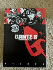 Gantz Volume 6 by Hiroya Oku (2009, Paperback)
