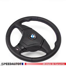 Volant aplati BMW E46 M3 AIRBAG