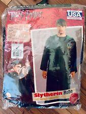 Harry Potter SLYTHERIN Class ROBE COSTUME - NWT OSFM Halloween Men Women