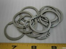 """Irr 4100-100-Ss2 Retaining Ring Snap Stainless industrial .920"""" lot of 10 #535"""
