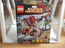 Lego Marvel Super Heroes The Hulk Buster Smash in Box (lego nr: 76031)