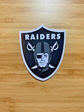 Oakland Raiders NFL Football Decal Sticker Team Logo Design Team