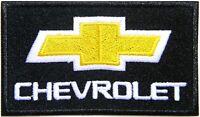 Patch Iron on for CHEVROLET Corvette Camaro Car Racing t shirt Sign Badge Emblem