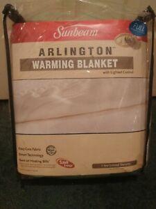 Sunbeam Arlington Warming Blanket Full