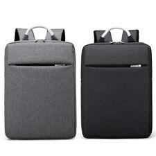 "Men's Travel 15.6"" Laptop Backpack Business Computer Rucksack Bookbag School Bag"