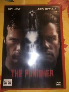 the punisher DVD John Travolta