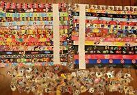 Disney World Pin Trading Lot Lanyard Princess Buzz Tink Mickey Cars You Pick