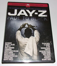 Jay Z Fade to Black DVD 2005 Widescreen Beyonce Mary J Blige Missy Elliott Kanye