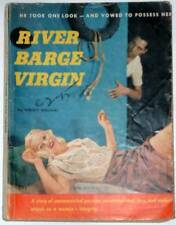 River Barge Virgin  Fiction Wright Williams Uni Book 25