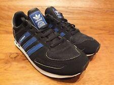 Adidas L.A Trainer Black Casual trainers Size UK 4 EU 36.5