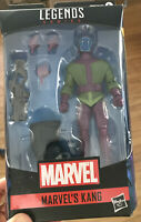 "Marvel Legends 6"" Kang the Conqueror New Joe Fixit BAF Avengers Villain In Hand"
