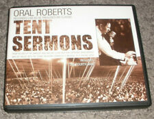 Oral Roberts Tent Sermons AUDIO CDS - EXCELLENT CONDITION - MUST SEE!!!