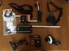 Zacuto Sniper DSLR Rig - Complete Kit: Follow Focus, Mounts, Handles