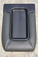 03-07 SILVERADO SIERRA DARK GREY CENTER CONSOLE STORAGE TOP LID ARMREST COVER