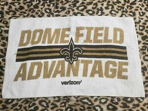 Drew Brees TD Breaking Record Rally Towel from Superdome 12/16/2019. Free ship
