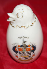 Unmarked Crested China - Hatching Chick Pepper Cellar - Torquay