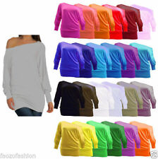 No Pattern Long Sleeve Unbranded T-Shirts for Women