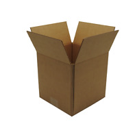 25 9x9x9 Corrugated Cardboard Shipping Mailing Packing Moving Boxes Box Carton