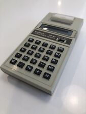 Vintage 1981 Technico Tp-81 Electronic Printing Calculator Texas Instruments Sty