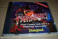 Fantasmic & Main Street Electrical Parade Disneyland New CD Disney Soundtrack