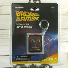 Back to the Future Flux Capacitor Keyring