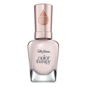 SALLY HANSEN - Color Therapy Nail Polish, Sheer Nirvana - 0.5 fl. oz. (15 ml)