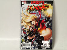 MS. MARVEL issue #43 Marvel Comics 2009 VG/FN Dark Reign! Captain Marvel!  FL