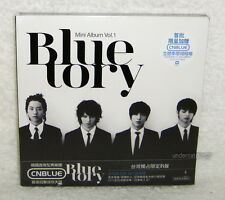 CNBLUE 1st Mini Album Bluetory Taiwan CD+Calendar cards (Ltd Ver.B)