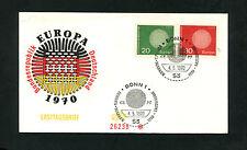 BRD  Nr. 620 - 621 FDC  Europa    (EB-12)