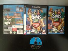 Les Sims 2 : Animaux & Cie Nintendo GC Gamecube Wii PAL FR VF