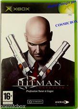 HITMAN CONTRACTS - jeu video d'action pour console XBOX Microsoft complet testé