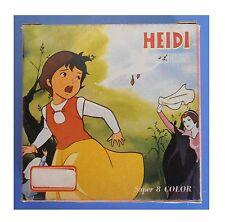 """Heidi principessa, """"Heidi rompe l'incantesimo"""", film super 8 colore muto 3 min ("""
