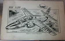 PLANET MODEL RESIN KIT 1/72 SIAI MARCHETTI S.211 NUOVO IN SCATOLA