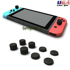 8Pcs Silicone Thumb Stick Grip Joystick Cap Cover For Nintendo Switch Joy-Con