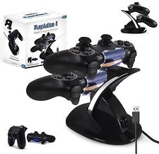 Twitfish PlayStation 4 PS4 Controller Charger USB Dock Dual