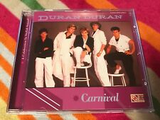 Duran Duran CARNIVAL (Special Low Price!) 14-track Genuine CD MINT!