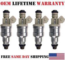 /85-91/ Ford Ranger | Refurbished 4/Set OEM DENSO fuel injectors (MP# F03E-A2B)