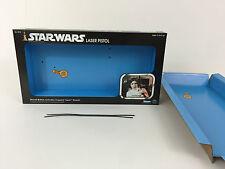 custom vintage star wars princess leia laser pistol blaster box and inserts