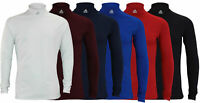 Adidas Men's Techfit Turtleneck Performance Sweatshirt, Color Options