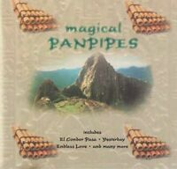 Various - Magical Panpipes (CD)