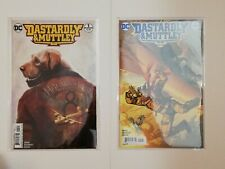 DASTARDLY AND MUTTLEY #1 & 2 (2017) DC COMICS NM NEW