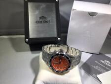 Orient Orange Ray Automatic Dive Watch FEM6500AM9