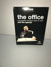 THE OFFICE SEASON 1-2 AND THE SPECIAL - BBC - RICKY GERVAIS